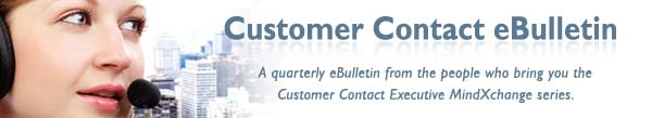Customer Contact Banner