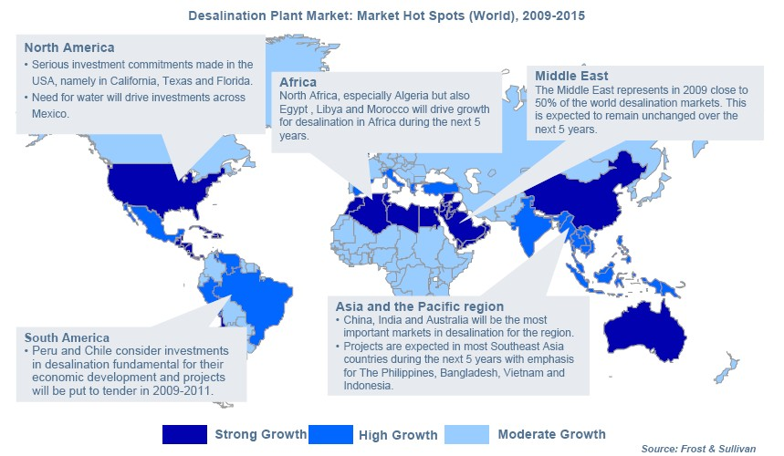 global water desalination market size analysis Download in-depth global market forecasts and market size data and analysis on the global desalination market desaldata is published by global water.
